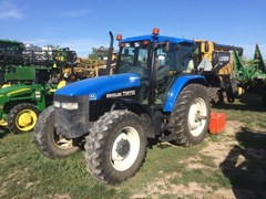 Tractor For Sale 2001 New Holland TM115 , 115 HP