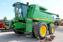 Combine For Sale 2002 John Deere 9650STS
