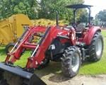 Tractor For Sale: 2014 Case IH FARMALL 95C, 95 HP