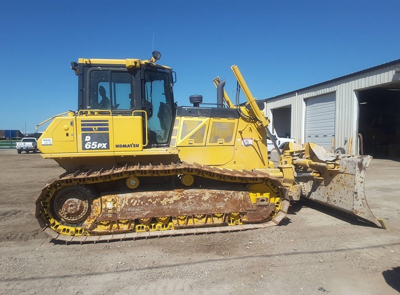 2016 Komatsu D65PX-18 Crawler Tractor For Sale