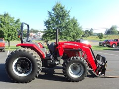 Tractor For Sale 2014 Massey Ferguson 4610 , 84 HP