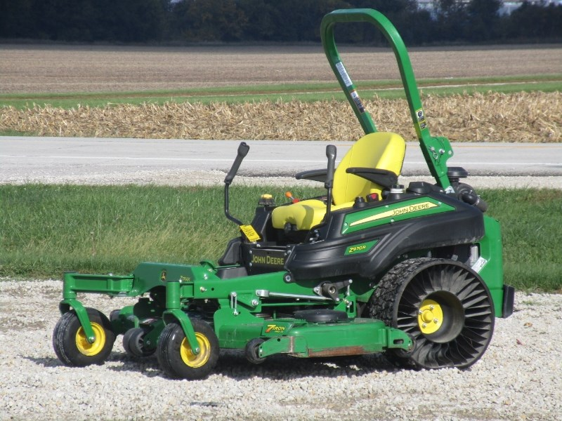 2016 John Deere Z970R Zero Turn Mower For Sale