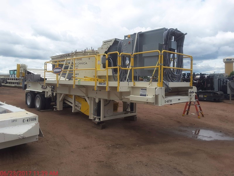 2016 Superior 2000 VSI Crusher - Impact For Sale