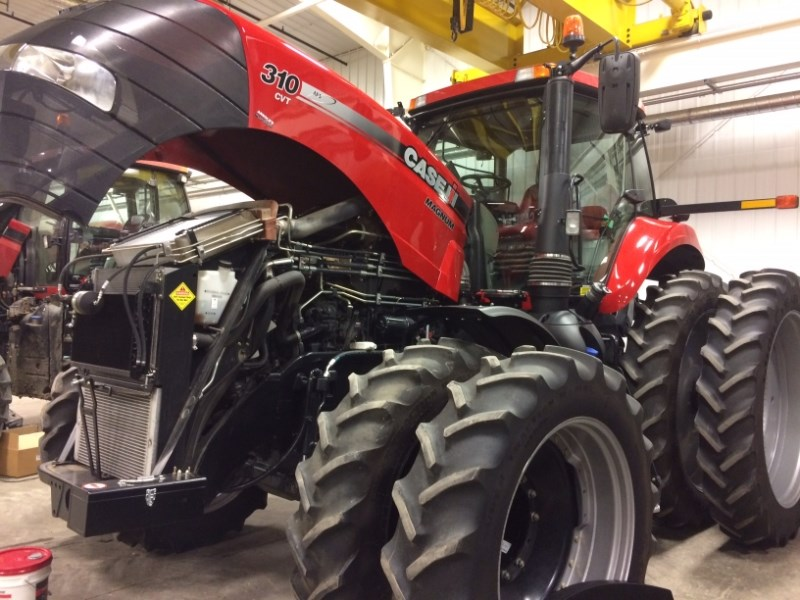 2014 Case IH 310 MAGCV Tractor For Sale