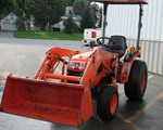 Tractor For Sale:  Kubota B2320, 23 HP