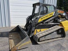 Skid Steer-Track For Sale:  2013 New Holland C238
