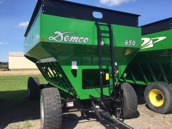 2015 Demco 650 Gravity Box For Sale