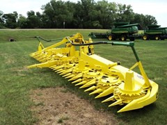 Forage Head-Rotary For Sale:  2014 John Deere 692