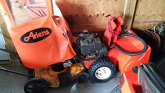 Snow Blower For Sale 1992 Ariens ST1028