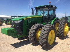 Tractor For Sale 2015 John Deere 8345R , 345 HP