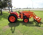 Tractor For Sale: 2011 Kubota L3200