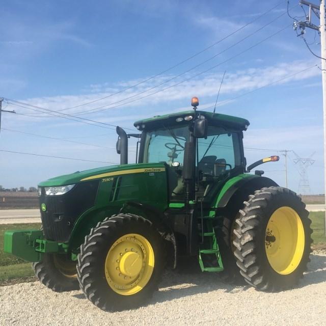 2011 John Deere 7230R Tractor For Sale