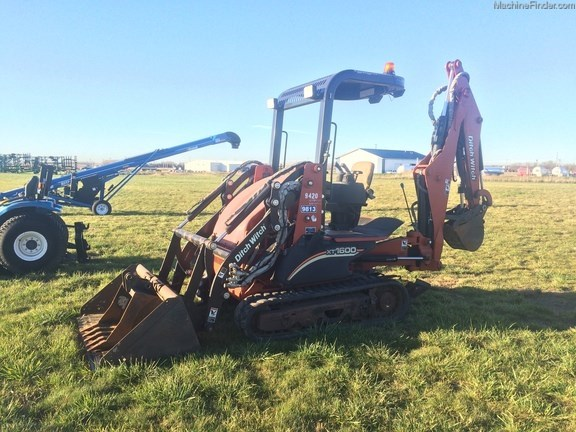 2006 Ditch Witch xt1600 Skid Steer-Track For Sale