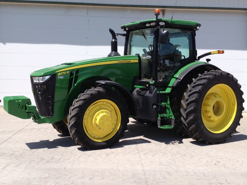 2015 John Deere 8270R Tractor For Sale