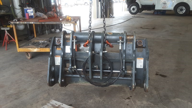 JRB WA250QC Loader Coupler For Sale
