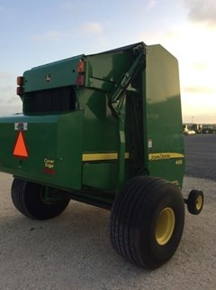 Baler-Round For Sale:  2012 John Deere 468