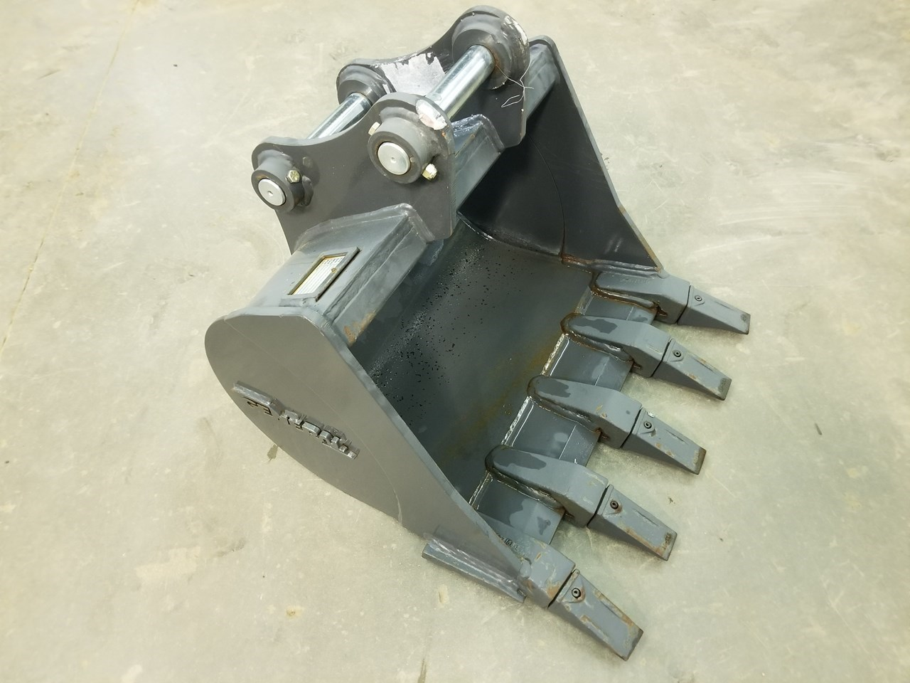 2016 Werk-Brau SK25GP24 Excavator Bucket For Sale