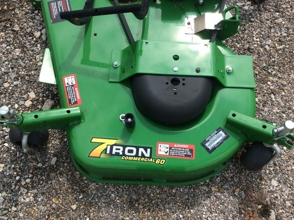 2015 John Deere 60D Mower Deck Finishing Mower For Sale