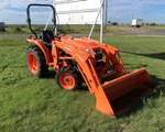 Tractor For Sale: 2014 Kubota L3301D, 33 HP