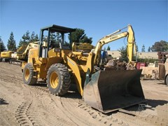 Wheel Loader For Sale 2005 Kawasaki 65zv , 134 HP