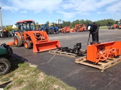 Tractor For Sale:   Kubota L3240HSTC