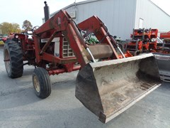 Tractor For Sale IH 766 , 85 HP