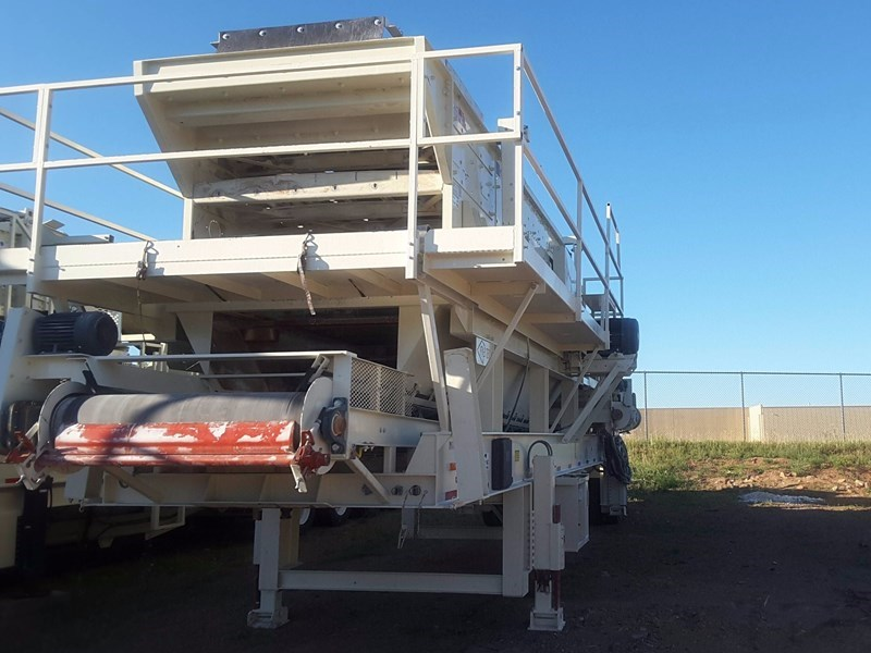 2016 FABTEC 6203-32OF Screening Plant For Sale