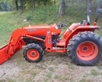 Tractor For Sale: 2010 Kubota L4400, 45 HP