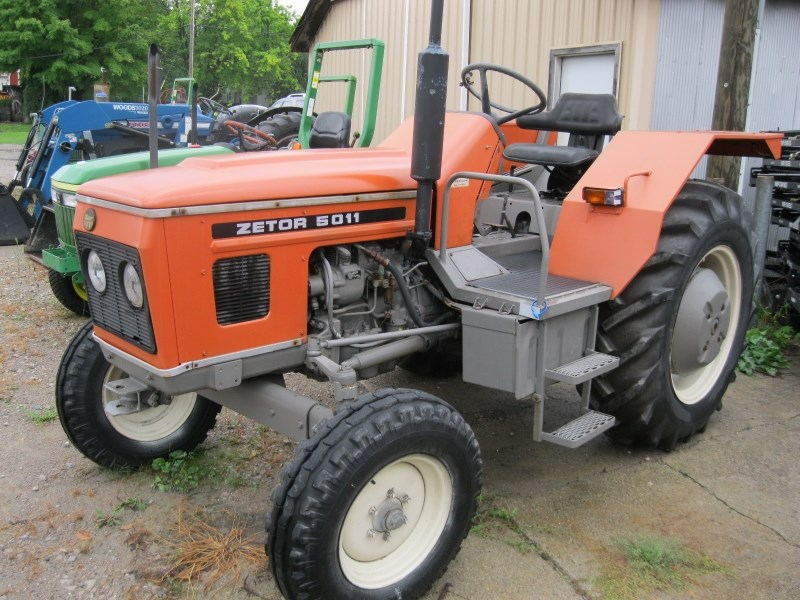 1981 Zetor 5011 Tractor For Sale