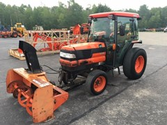 Tractor For Sale:  1999 Kubota L3710HSTC