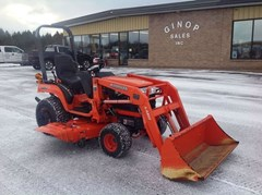 Tractor For Sale:  2003 Kubota BX1830D