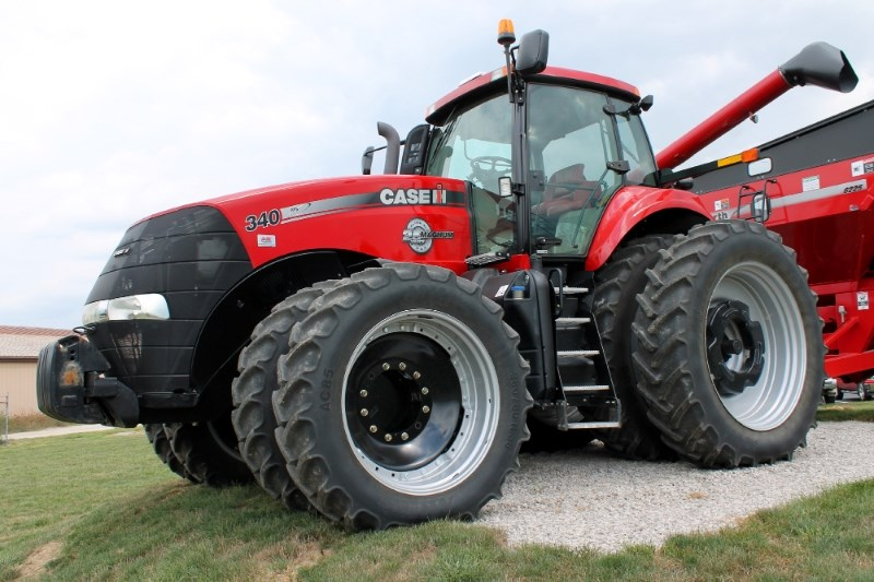 2012 Case IH Magnum 340 Tractor For Sale