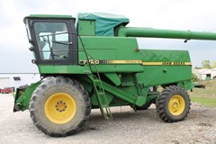 Combine For Sale 1987 John Deere 7720 Titan II