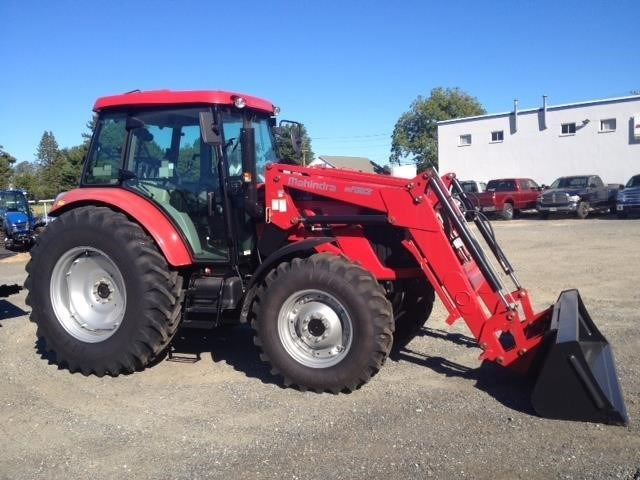 2015 Mahindra MFORCE 105P Tractor For Sale