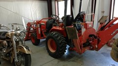 Tractor For Sale:  2000 Kubota BB2410 , 25 HP