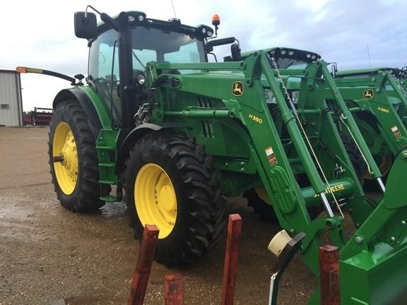 2014 John Deere 6170R Tractor For Sale