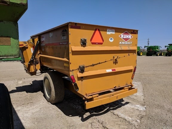 2008 Kuhn 3130 Feeder Wagon-Portable For Sale