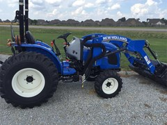 Tractor For Sale 2016 New Holland WORKMASTER 33 , 33 HP