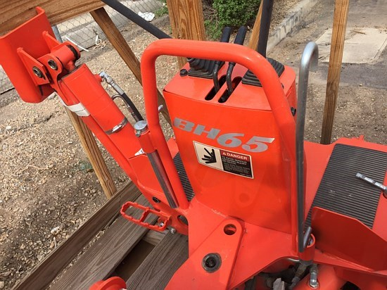 Kubota BH65 Attachment For Sale
