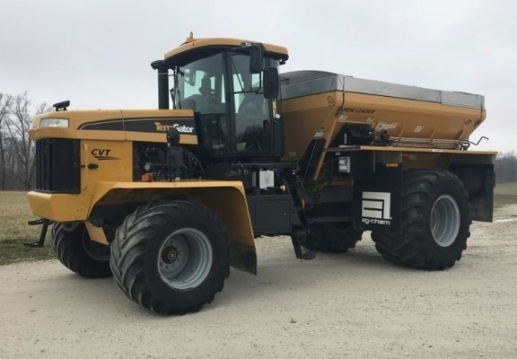 2012 Agco TG-8400 Floater/High Clearance Spreader For Sale
