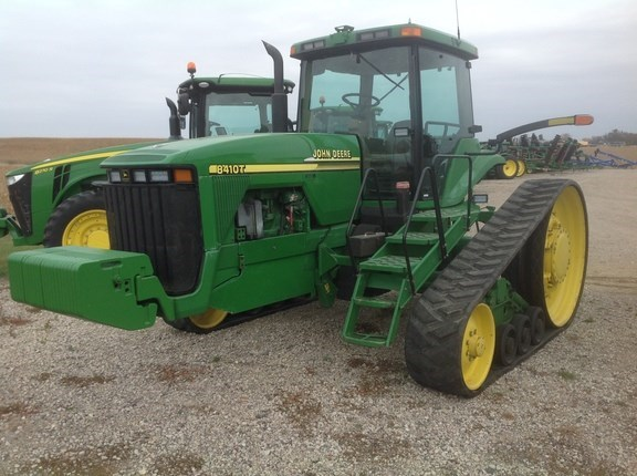 2001 John Deere 8410T Tractor For Sale