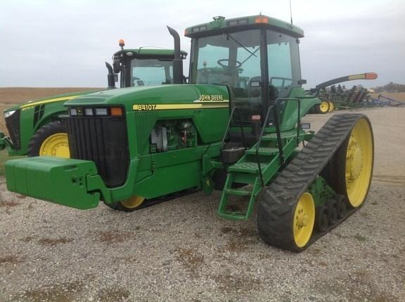 2001 John Deere 8410T Tractor For Sale