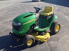 Riding Mower For Sale:  2003 John Deere L110