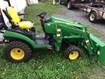Tractor For Sale:  2013 John Deere 1025R , 25 HP