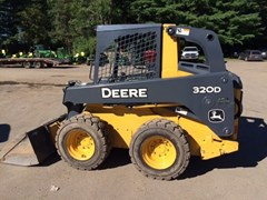 Skid Steer For Sale:  2013 John Deere 320D