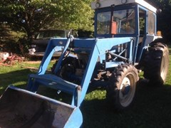 Tractor For Sale:  1983 Ford 4610 , 60 HP