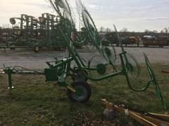 Hay Rake For Sale:  2011 John Deere WR1008