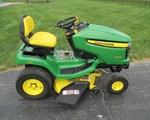 Riding Mower For Sale: 2008 John Deere X304, 17 HP