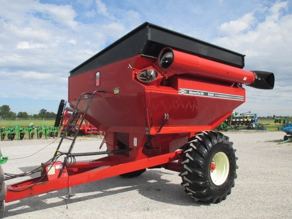 2004 Unverferth 5000 Grain Cart For Sale