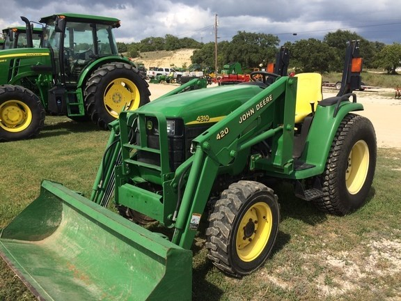 2002 John Deere 4310 Tractor For Sale